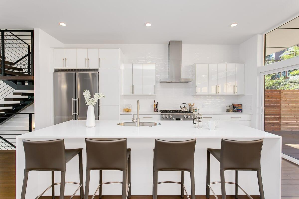 431 / 433 26th Ave E Seattle – 2 Homes – Barcelo Homes | Modern ...