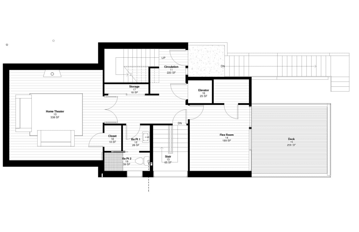 431 433 26th Ave E Seattle 2 Homes Barcelo Homes