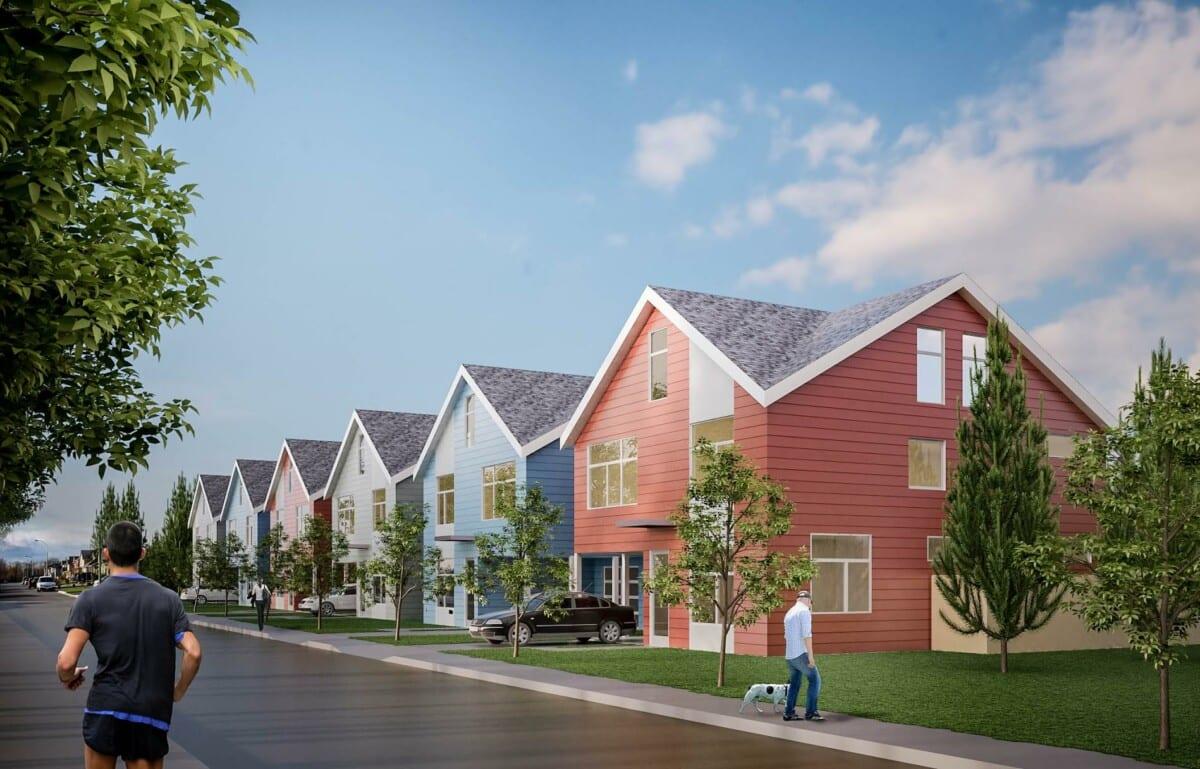 Algona seattle 7 homes barcelo homes modern green for Home builders in seattle wa