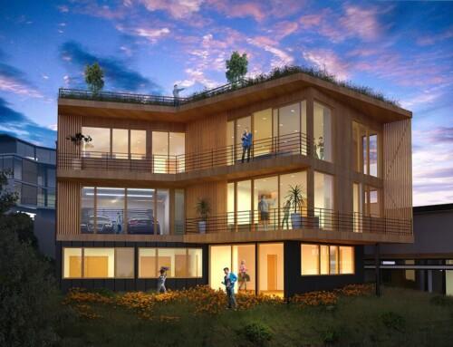 The Nest – 2415 Boyer Ave E – 4 Homes